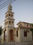 Церковь в Агии Марине.