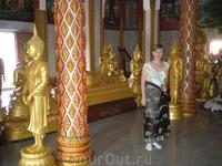 Храм Ват Чалонг. Есть ряд правил с которыми необходимо ознакомиться перед посещением храма.
