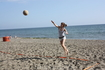 beach  volleyball))