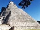 Пирамида в Ушмале.