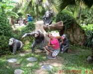 моя обезьянка))))