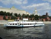 Вот и сам Кремль!