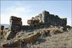 Пока это называют крепостью. Стены, сложенные из огромных обработанных каменных блоков, сложены в сухую, без применения цемента. Непонятно как же все эти ...