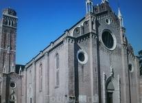 Собор Санта-Мария Глориоза дел Фрари.