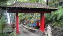 Китайский раздел в парке Монте