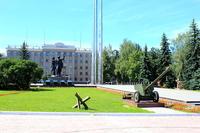 Тульская Площадь победы