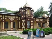 институт механотерапии, где находятся приборы, работающие уже более 100 лет