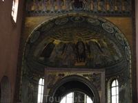 Евстразиева базилика VI век н.э.