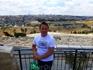 Последний раз на Елеонской горе ) Кстати.  В эпоху Второго Храма Масличная гора была соединена мостом (возможно, двумя) с Храмовой горой, и на ней зажигались ...