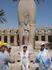 В храме Луксора.