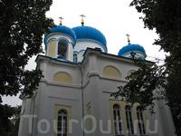 Крестовоздвиженский собор в Петрозаводске