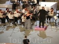 Выступление венской оперы в Эль-Джеме.
