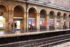 Лондон. метро