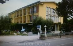 Один из отелей