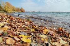 Ангара. осень