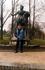 село Михайловское, Псковская область. Памятник на могиле А.С.Пушкина.