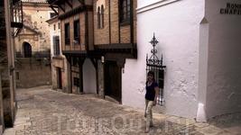Pueblo Espanol дворик