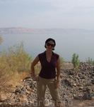 озеро Кинерет или Галилейское море