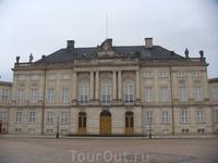 Королевский дворец Амалиенбург