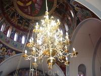 Внутри церкви Св.Георгия