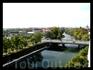 вид на реку с отеля континенталь