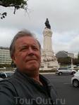 на площади Маркиза Помбаля 1