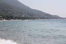 Море,побережье, Гагра