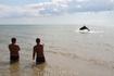Чудеса на диком пляже!