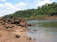 Река Игуасу