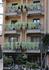 Вот такое оформление балконов в отеле.
