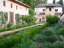 Гранада, сады Альгамбры