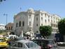 Тунис, столица Туниса. Современный центр. Драмтеатр.