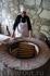 """Ресторан """"Кахетинский двор"""" в Телави. Так пекут хлеб в национальной печи """"Тонэ"""""""