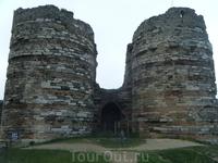 крепость в Анадолу Каваги