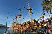 Пиратский галеон Нептун