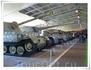 Павильон №6. Бронированные машины Германии. Большинство представленных здесь экспонатов - редкие и чудом сохранившиеся машины.
