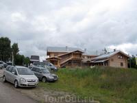 Гостиница в селе Ферапонтово