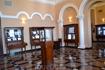 Здание сегодняшнего Матенадарана было спроектировано в 1944-1952 годах. А построено в 1959 году по проекту архитектора Марка Григоряна в лучших традициях ...