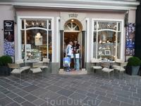Самая вкусная старинная   кондитерская Зальцбурга
