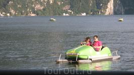 Прекрасное озеро и совсем не холодное!!!