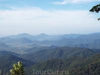Вьетнам, горы Далата