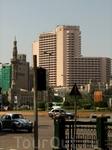 Каир - площадь Тахрир.