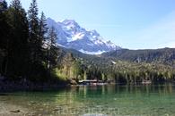 озеро Eibsee