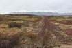По хорошему, нормальная дорога в Ислндии только трасса №1, но ездили везде