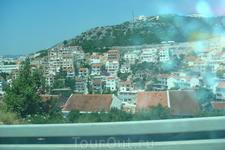Дорога на Дубровник,гордки и серпантины Хорватии