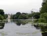 Вид из парка на Вестминстер.
