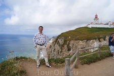 Португалия, маяк на мысе Рока