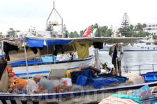 Рыбацкая лодка, Порт-эль-Кантауи