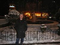В греции тоже снег есть