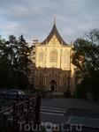 Собо́р Свято́й Варва́ры — самый известный архитектурный памятник Кутна-Горы, второй по величине и значимости готический храм Чехии, построенный в стиле ...